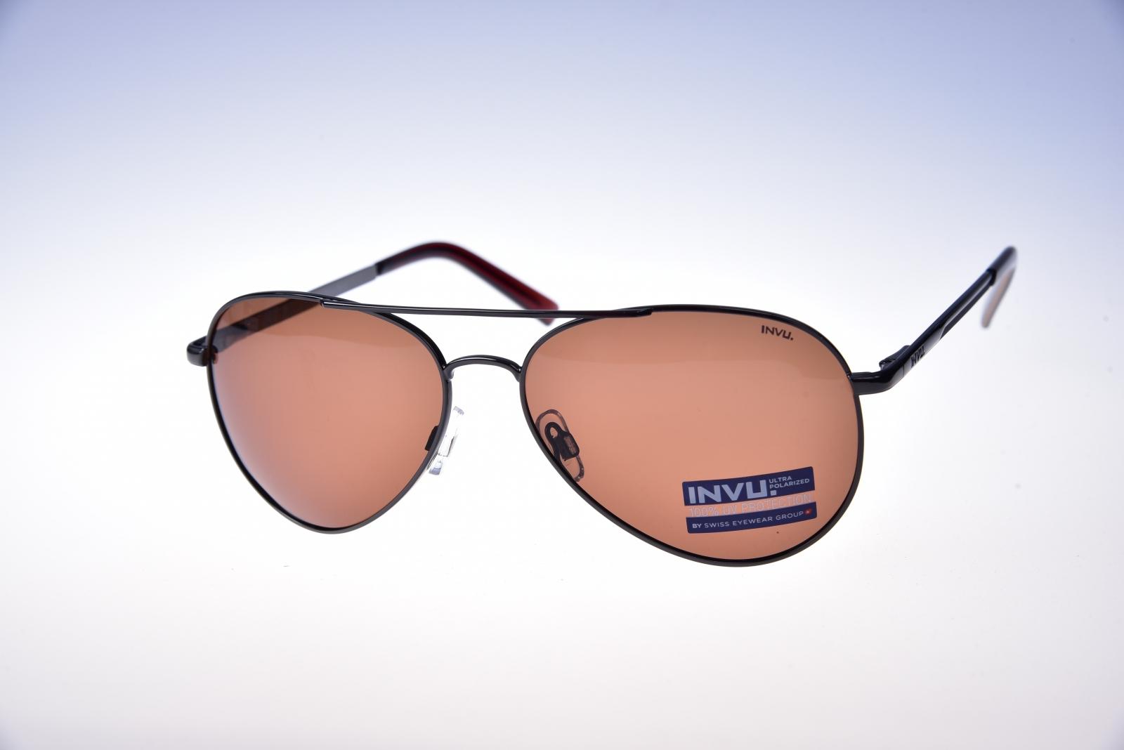 INVU. Classic B1812C - Unisex slnečné okuliare